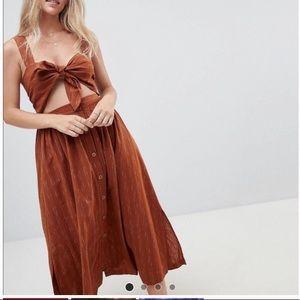 New XS Free People Calista Dress size